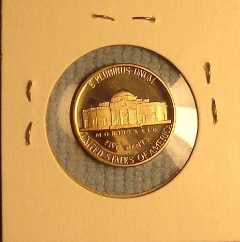 1979 S Jefferson Nickel Type I Proof