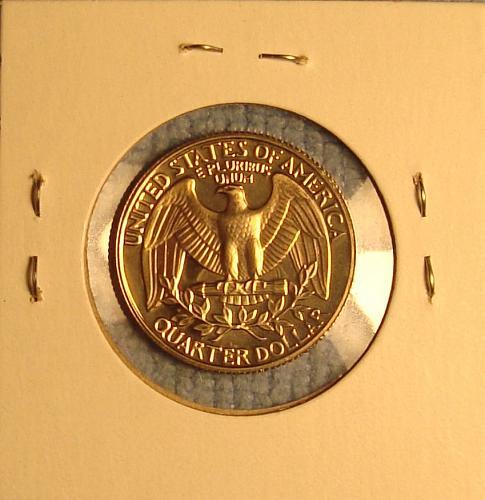 1983 S Washington Quarter Proof #3