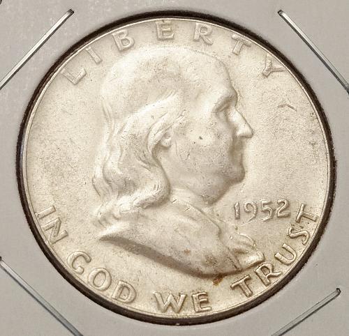 Franklin 1952-P