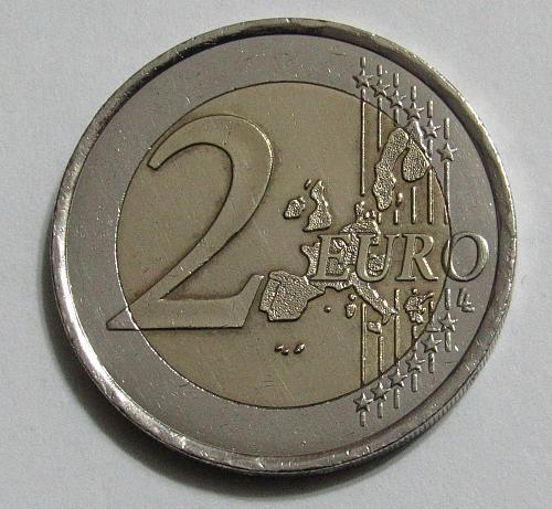 2002 France 2 Euro