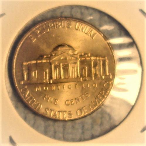2014 P Jefferson Nickel AU DDR