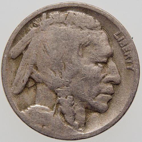 1919 D Buffalo Nickel #2