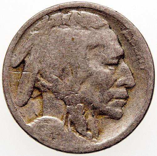 1919 S Buffalo Nickel #1