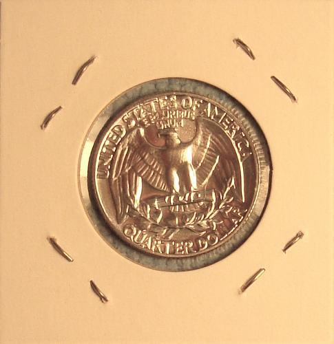 1962 P Washington Quarter Gem Proof