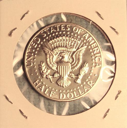 1968 S Kennedy 40% Silver Half Dollar Proof