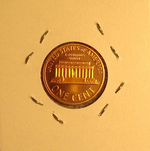 1974 S Lincoln Memorial Cent Small Cent Proof