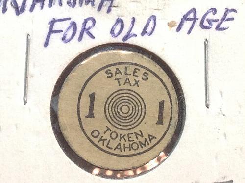 Oklahoma Old age token