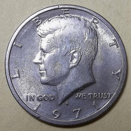 1971 d  Kennedy Half Dollar Lot JKHDd