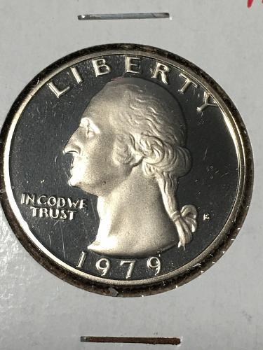 1979 S Washington Quarter Item 0219006