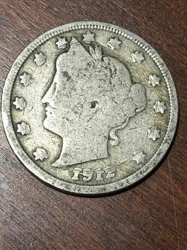 1912 Liberty Nickel Item 0219022