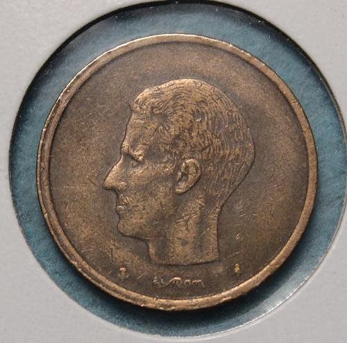 Belgium 1981 20 Francs