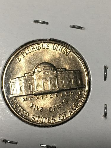 1960 Jefferson Nickel Item 0219039