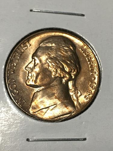 1946 D Jefferson Nickel Item 0219050