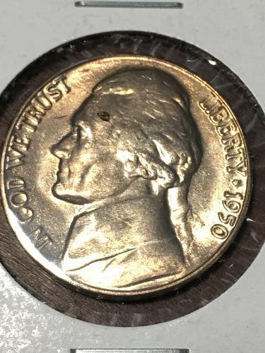 1950 D Jefferson Nickel Item 0219088