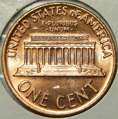 1969-S Lincoln Cent RPM #2 Choice BU