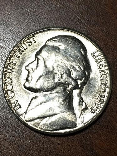 1956 D Jefferson Nickel Item 0219146