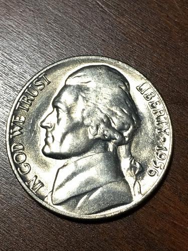 1956 Jefferson Nickel Item 0219163
