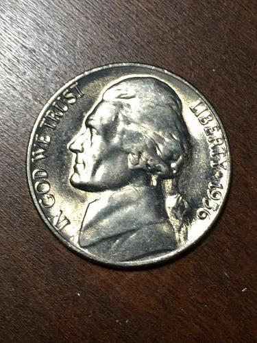 1956 Jefferson Nickel Item 0219167
