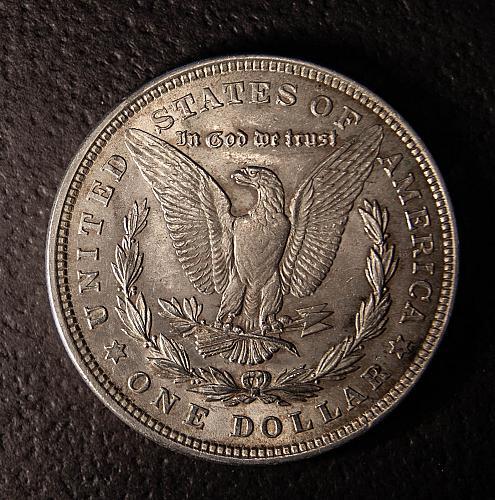 Morgan Dollar 1921 P
