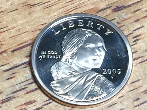 2005 S Sacagawea Proof #2
