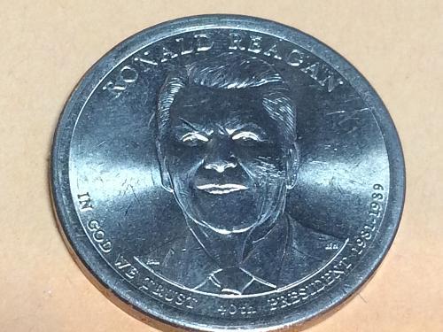 2016 D Ronald Reagan