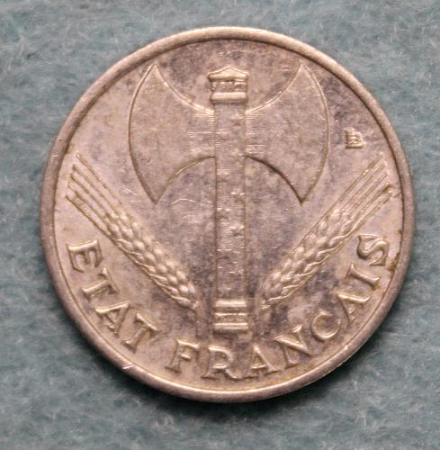 France 1942 50 centimes
