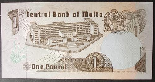 Malta P34b Lira UNC64