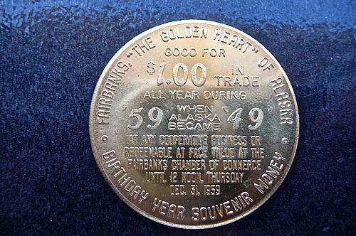 ALASKA   THE 49TH STATE   1959