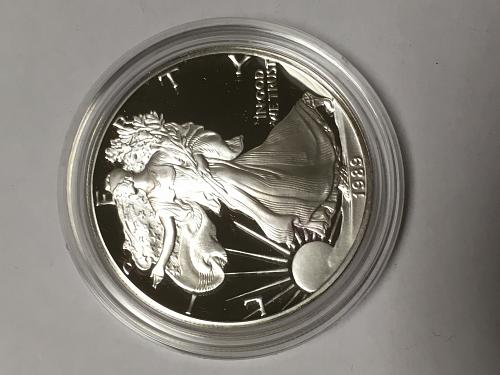 1989S American Eagle