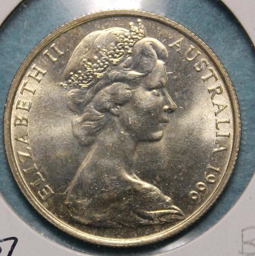 Australia 1966 50 cents