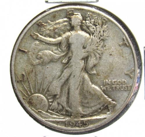 1945 P Walking Liberty Half Dollar