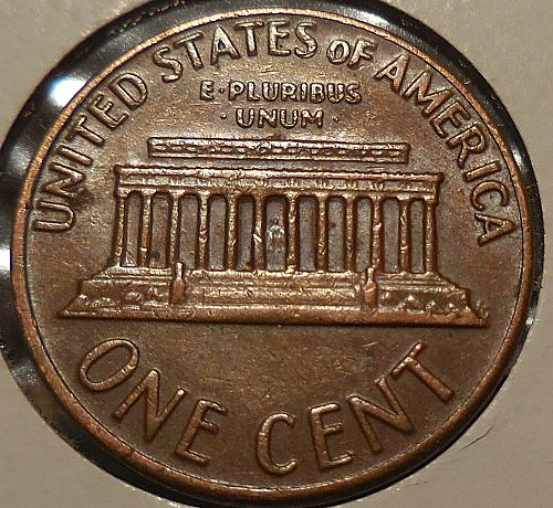 1969 D Lincoln Cent Floating Roof For Sale Buy Now Online Item 301956