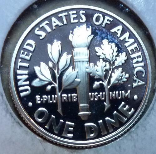 2006-S GEM Brilliant Silver Proof Roosevelt Dime (3744)