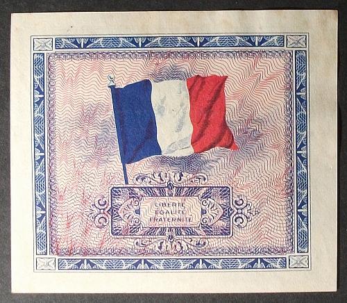 France P115a 5 Francs Net VF