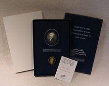 2007 US Mint Presidential Historical Signature Set John Adams