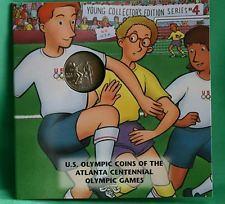 1996 Atlanta OlympicsYoung Collector Soccer