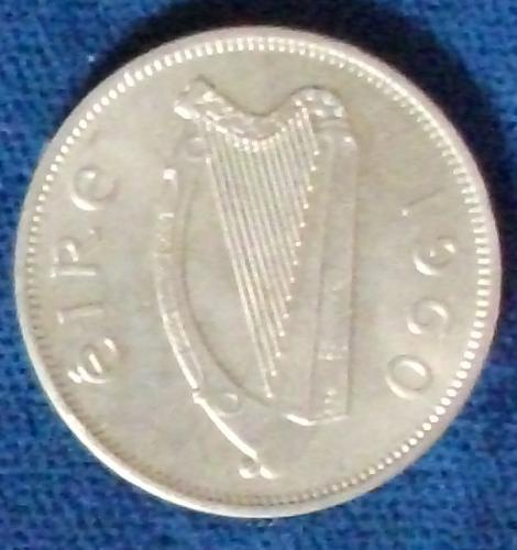 1960 Ireland 6 Pence UNC