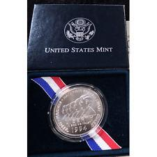 1994 US Mint Women in the Military Commemorative Proof Silver Dollar