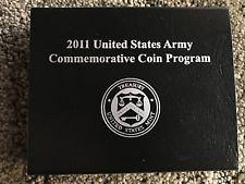 2011  US Army Commemorative Proof Half Dollar