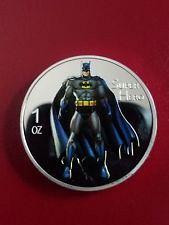 2014 Batman Silver Round