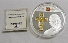 2015 Crosses of the Pope Pope Francis