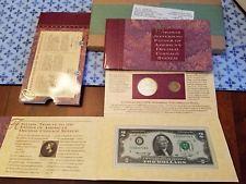 1993 Thomas Jefferson Coin & Chronicles Set
