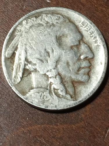 1928 D Buffalo Nickel Item 0219378