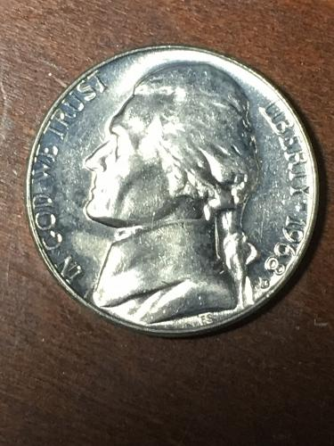 1968 D Jefferson Nickel Item 0219412
