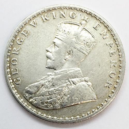 1911 C India One Rupee