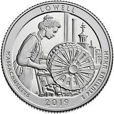 2019  S    LOWELL -  PROOF  -  AMERICA THE BEAUTIFUL QUARTER