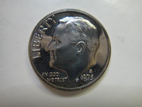 1973-S Roosevelt Dime Proof-65 (GEM)