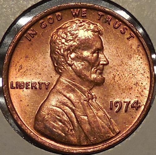 1974 Shiny Lincoln