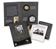 Lyndon B Johnson Coin and Chronicles Set