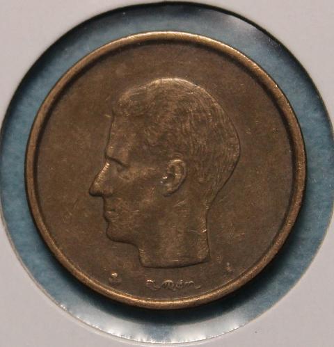 Belgium 1980 20 Francs
